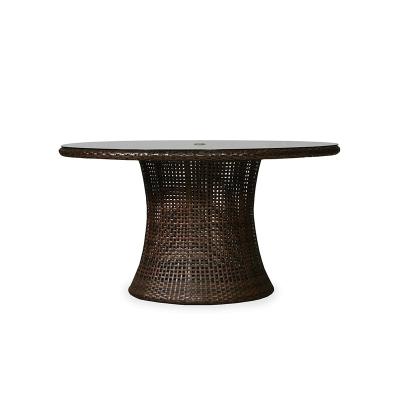 Lloyd Flanders 54 inch Round Umbrella Table