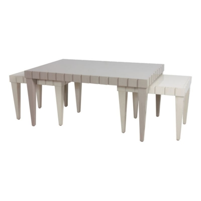 Lorts 3 Piece Cocktail Table Set
