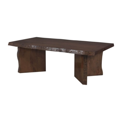 Lorts Organic Edge Cocktail Table