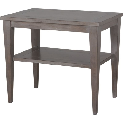Lorts Rectangular Lamp Table