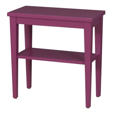 Lorts Rectangular Chairside Table