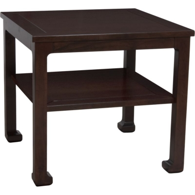 Lorts Square Lamp Table