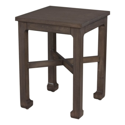 Lorts Square Chairside Table