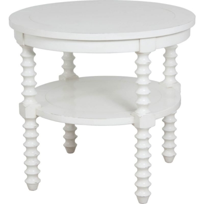 Lorts Round Lamp Table