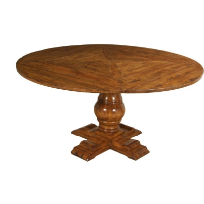 Lorts Square to Round Tabletop