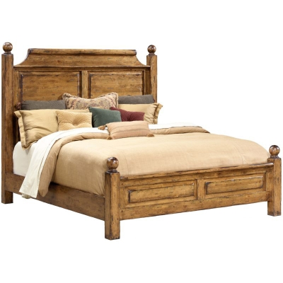 Lorts King Bed