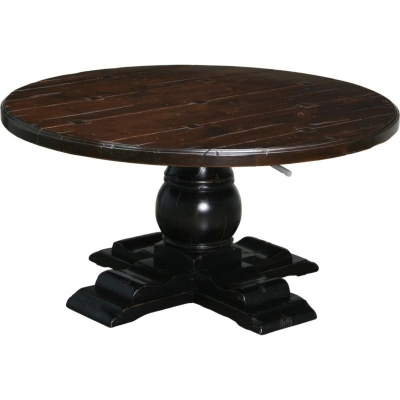 Lorts High Low Cocktail Table