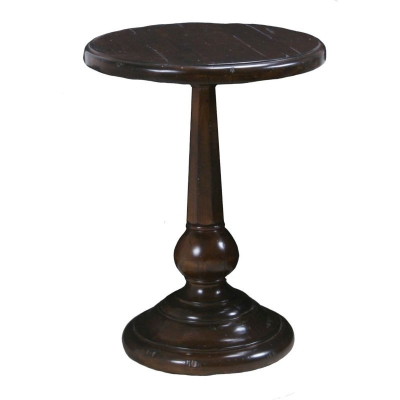 Lorts Round Side Table