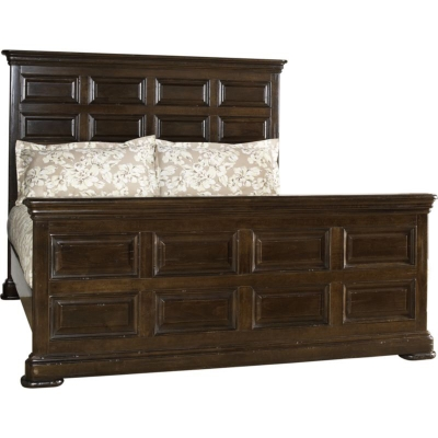 Lorts 9655 9659 9663 9664 Bedroom King Bed Discount Furniture At Hickory Park Furniture