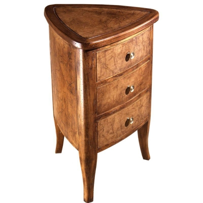 Lorts Triangle End Table