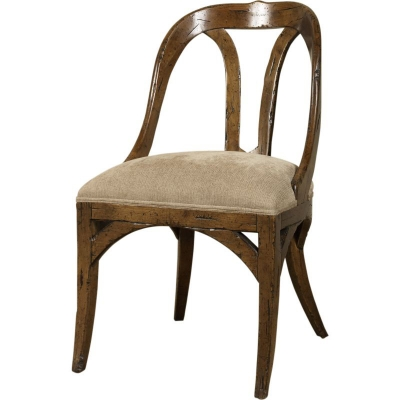 Lorts Rounded Back Chair