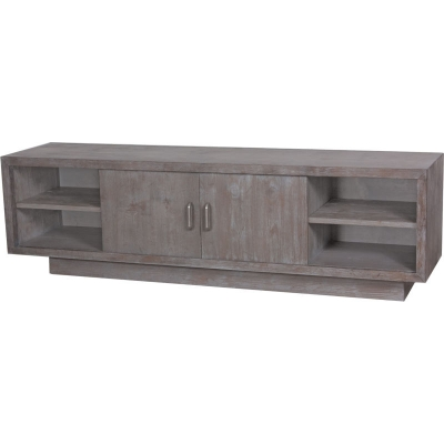 Lorts TV Storage Console Table