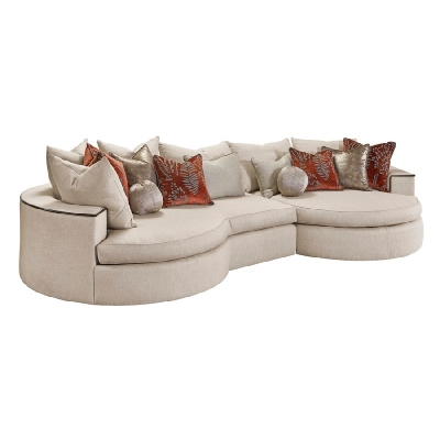 Marge Carson Milan Sectional
