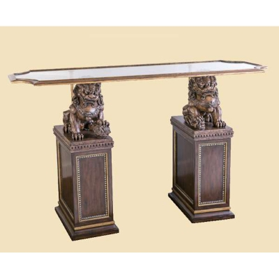 Marge Carson Small Console