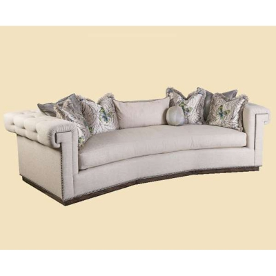 Marge Carson Franklin Wedge Sofa