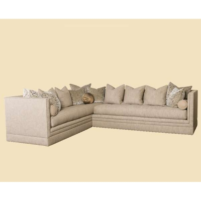 Marge Carson London Sectional
