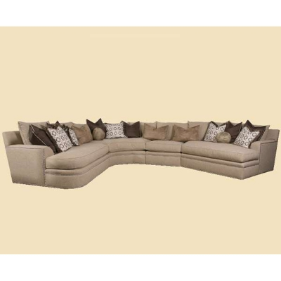 Marge Carson Orion Sectional