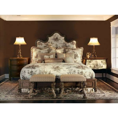 Marge Carson Rs997 Design Folio Bedroom Discount Furniture At Hickory Park Furniture Galleries