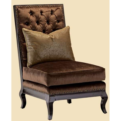 Marge carson prs49 mc chairs persephone lounge chair for Carson chaise lounge