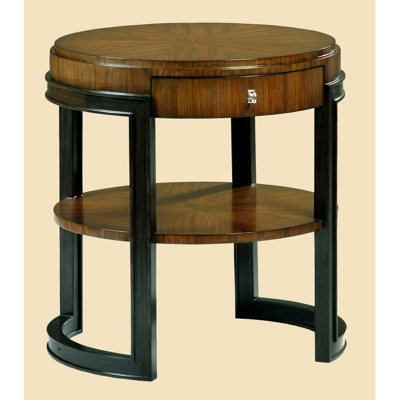 Marge Carson End Table