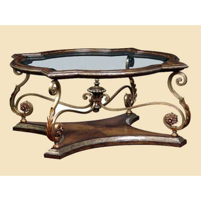 Marge Carson Cocktail Table