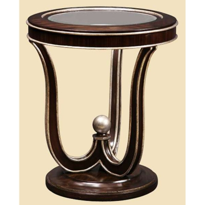 Marge Carson Chairside Table