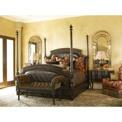 Marge Carson Rs1159 Trianon Court Bedroom Discount Furniture At Hickory Park Furniture Galleries