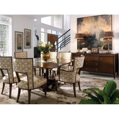 Marge Carson Tan08 2 Tango Dining Room Discount Furniture