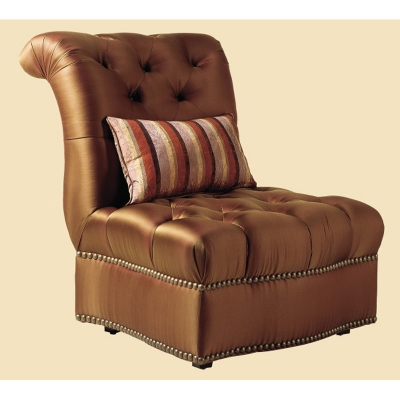 Marge carson zd49 mc chairs zelda lounge chair discount for Carson chaise lounge