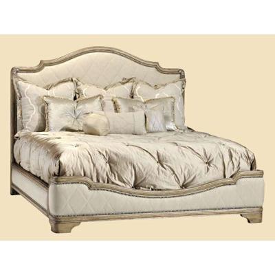 Marge Carson Rvl11 Rivoli Panel Bed Discount Furniture At