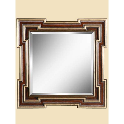 Marge Carson Square Mirror
