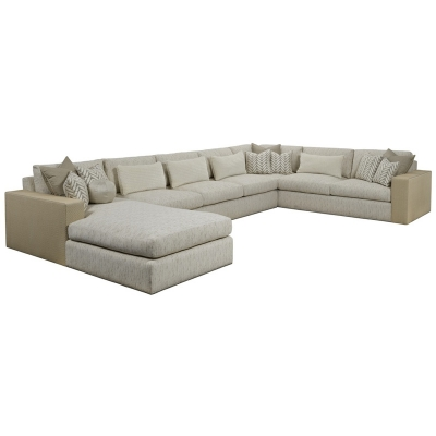 Marge Carson Sectional