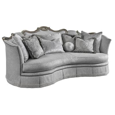 Marge Carson Ver43 Versailles Sofa Discount Furniture At