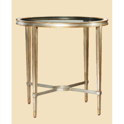 Marge Carson Round End Table