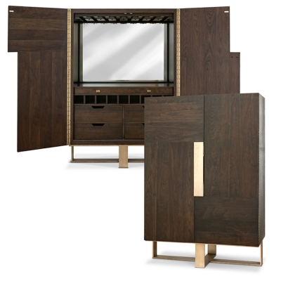 Old Biscayne Designs Laurent Bar Cabinet