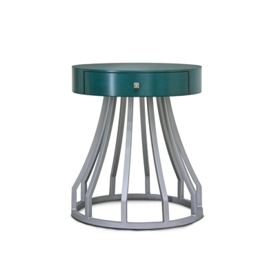 Old Biscayne Designs Batise Side Table