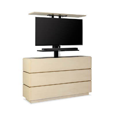 Old Biscayne Designs Chest with TV Lift