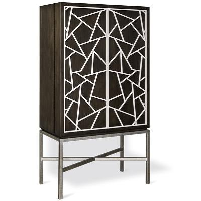 Old Biscayne Designs Bar Cabinet