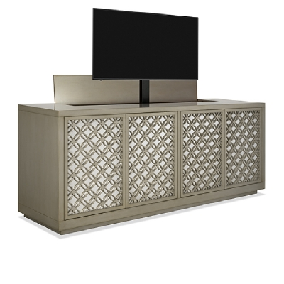 Old Biscayne Designs Credenza with TV Lift