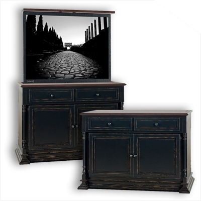 Old Biscayne Designs Reilly Chest with TV Lift