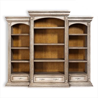 Old Biscayne Designs Gabriel Triple Bookcase