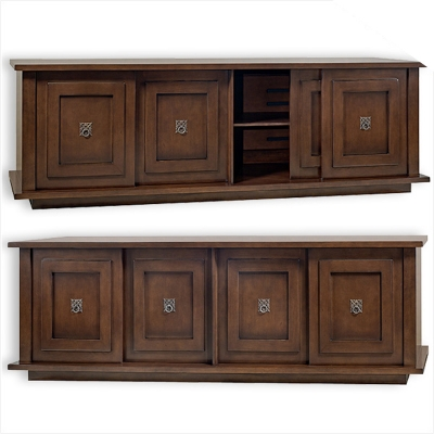 Old Biscayne Designs Abrielle TV Cabinet