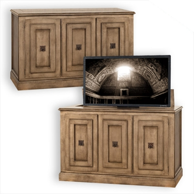 Old Biscayne Designs Rachel Chest with TV Lift