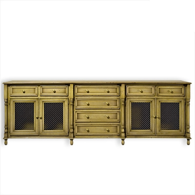 Old Biscayne Designs 4067b Obd Chests And End Tables Fitzgerald Buffet Discount Furniture At