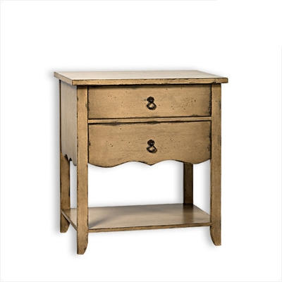 Old Biscayne Designs Portwood End Table