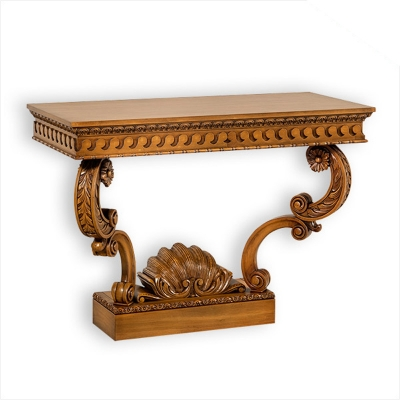 Old Biscayne Designs Shell Console