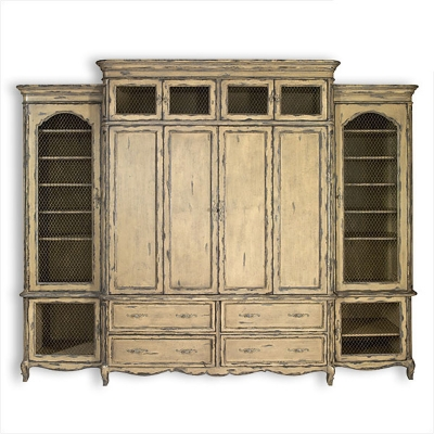 Old Biscayne Designs Louis XV Wall Unit