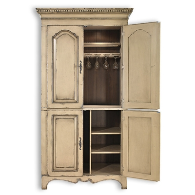 Old Biscayne Designs Sheldon Armoire