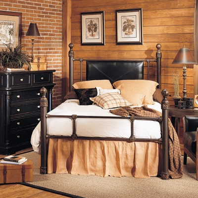 Old Biscayne Designs Bed