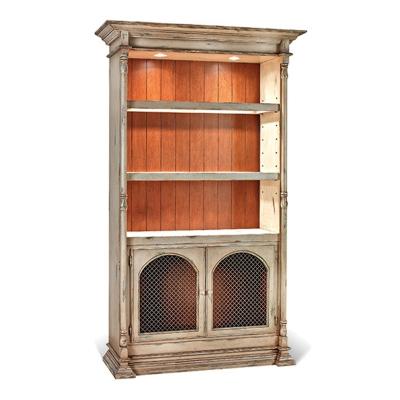 . Old Biscayne Designs 1404 OBD Storage Cabinet Reilly Bookcase